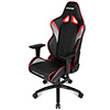 AK Racing  Overture Red Gaming Chair  - Alternative image
