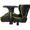 AK Racing  Overture Yellow Gaming Chair - Alternative image