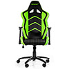AK Racing  Player 6014 Gaming Chair Black Green - Alternative image