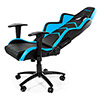 AK Racing  Player 6014 Gaming Chair Black Blue - Alternative image