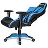AK Racing  Premium Plus Gaming Chair Blue - Alternative image