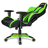 AK Racing  Premium Plus Gaming Chair Green - Alternative image
