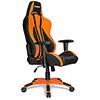AK Racing  Premium Plus Gaming Chair Orange - Alternative image