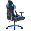 AK Racing  Pro X Gaming Chair Blue - Alternative image