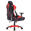 AK Racing  Pro X Gaming Chair Red - Alternative image