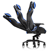 Thermaltake Tt E-Sports GTC 500 Black & Blue Comfort Series Gaming Chair  - Alternative image