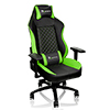 View more info on Thermaltake Tt E-Sports GTC 500 Black & Green Comfort Series Gaming Chair ...