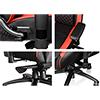 Thermaltake Tt E-Sports GTC 500 Black & Red Comfort Series Gaming Chair ETA. January - Alternative image