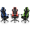 Thermaltake Tt E-Sports GTF100 Black & Green Fit Series Gaming Chair  - Alternative image