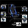 Thermaltake Tt E-Sports GTF100 Black & Blue Fit Series Gaming Chair - Alternative image