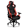 View more info on Thermaltake Tt E-Sports GTF100 Black & Red Fit Series Gaming ...