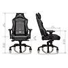Thermaltake Tt E-Sports XC500 Black Gaming Chair  - Alternative image
