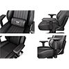 Thermaltake Tt E-Sports XF100 Black Fit Series Gaming Chair  - Alternative image