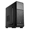 Aerocool Aero 300 Black Mid Tower Case With No Side Window - Alternative image