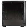 Aerocool Aero 300 Black Mid Tower Case with Side Window - Alternative image
