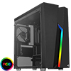 View more info on Aerocool Bolt Mini Tempered Glass RGB LED Front Panel...