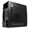 Aerocool CS102 Black Mid Tower Case 2 x USB2 1 x USB3  - Alternative image