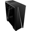 Aerocool Cylon Black RGB LED Midi Case  - Alternative image