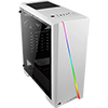 Aerocool Cylon White RGB LED Mid-Tower Gaming Case Tempered Glass - Alternative image