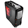 View more info on Aerocool GT-S Black Full Tower Gaming Case 20cm LED Fan 2xUSB3 Side Window...