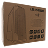 Aerocool LS5200 Black Mid Tower Case Designed for Watercooling - Alternative image