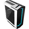 Aerocool Project 7 P7C1 White Mid-Tower case With 8 Colour LED Mode and PWM Fan Support - Alternative image