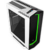 Aerocool Project 7 P7C1 White Mid Tower case With 8 Colour LED Mode and PWM Fan Support - Alternative image