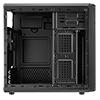 Aerocool QS180 Black Mini Tower Case Micro ATX With 1 x USB3 1 x USB2 HD Audio - Alternative image