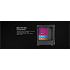 Aerocool Scar Midi Tower RGB LED Temp Glass - Alternative image