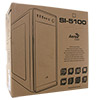 Aerocool SI 5100 Mid Tower Case With 2 x USB 2.0 1 x USB 3.0 - Alternative image