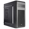 View more info on Aerocool SI5101 Mid-Tower Case Black 1 x Rear Black Fan 1 x USB3 2 x USB2 ...