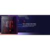 Aerocool Streak Mid - Tower Gaming Case With RGB LED Strip & Acrylic Side Panel - Alternative image