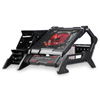 View more info on Aerocool Strike-X Air Open Frame PC Case E-ATX 0.7mm USB3 20cm Red LED Fan...