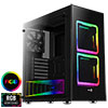 View more info on Aerocool Tor Mid-Tower Square RGB Fans...