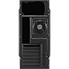 Aerocool V3X Black RGB Midi Gaming Case with Window & Two RGB LED Stripes - Alternative image