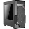 View more info on Aerocool VS-1 Black Mid-Tower Gaming Case with Large Front Mesh & Side Window...