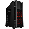 View more info on Aerocool X-Predator II Black Full Tower Gaming Case No PSU USB3 2x14cm LED Fans...