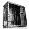 CiT Storm Black ATX Case 1 x 12cm Blue LED Front Fan - Alternative image
