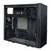 ACE Ecco 250 Black Interior Soundproofed Toolless Micro-ATX Case With USB 3 - Alternative image