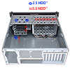 Codegen V2 4U Rackmount 500mm Deep - Alternative image