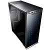 CiT Aqua Windowed Black Mid-Tower Gaming Case - Alternative image
