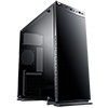 View more info on CiT Aqua Windowed Black Gaming Case...
