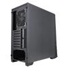 CiT Boston Black Mid-Tower Case 1 x 12cm Fan With 500W PSU  - Alternative image