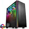 View more info on CiT Celsius ATX Case Front ARGB Strip 3xARGB Fans + MB Sync TG Side Panel EPE...