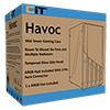 CiT Havoc Midi ATX 1 x ARGB Fan and Hub Tempered Glass - Alternative image