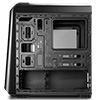 CiT Legend Black MATX RGB Gaming Case With Full Acrylic Side Window - Alternative image