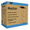 CiT Master Gaming Case 2x ARGB Fan TG Side Panel EPE - Alternative image
