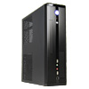 View more info on CiT MTX-005B Black Mini ITX Desktop Case 300W PSU...