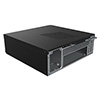 CiT MTX-008B Mini-ITX Case No PSU  - Alternative image