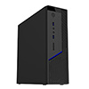 View more info on CiT MTX-008B Mini-ITX Case No PSU ...